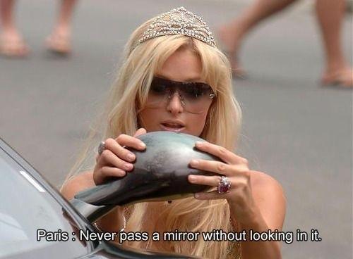Paris Hilton Humor