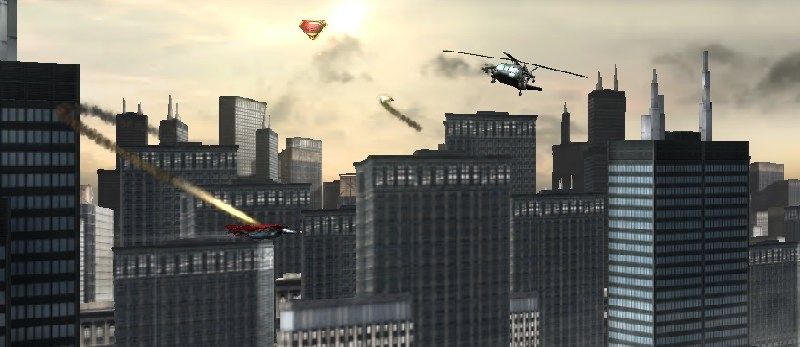 man of steel online game - FizX
