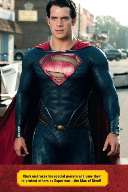New Photos From Man of Steel