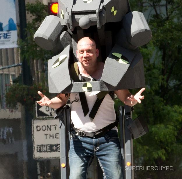 The amazing spider man 2 set photos
