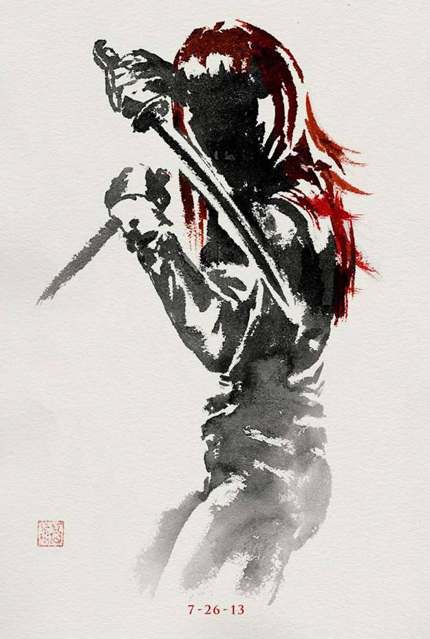 Wolverine Reveals Yukio and Viper Posters