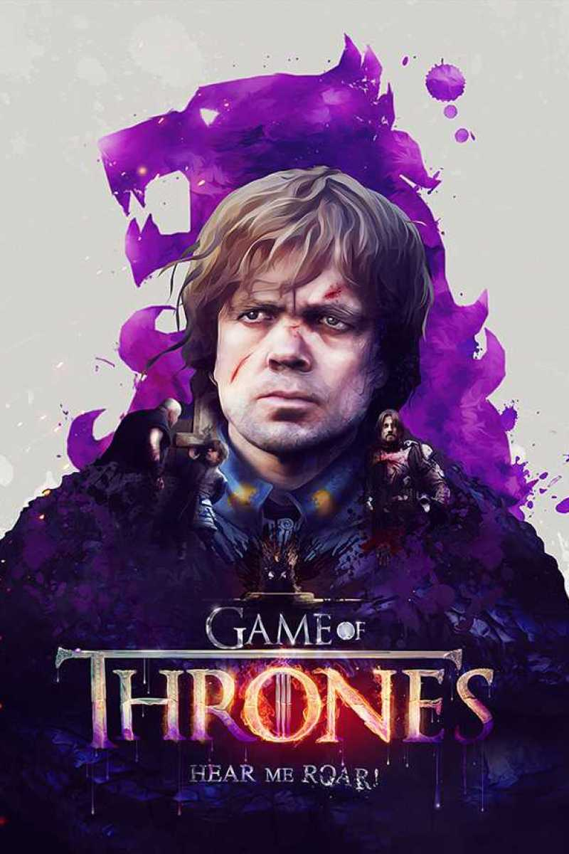 Game Of Thrones Character Art
