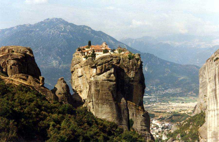 Europe's most impressive film locations