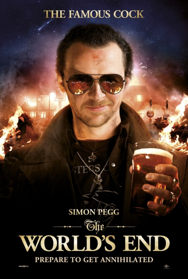 Simon Pegg THIS IS THE END