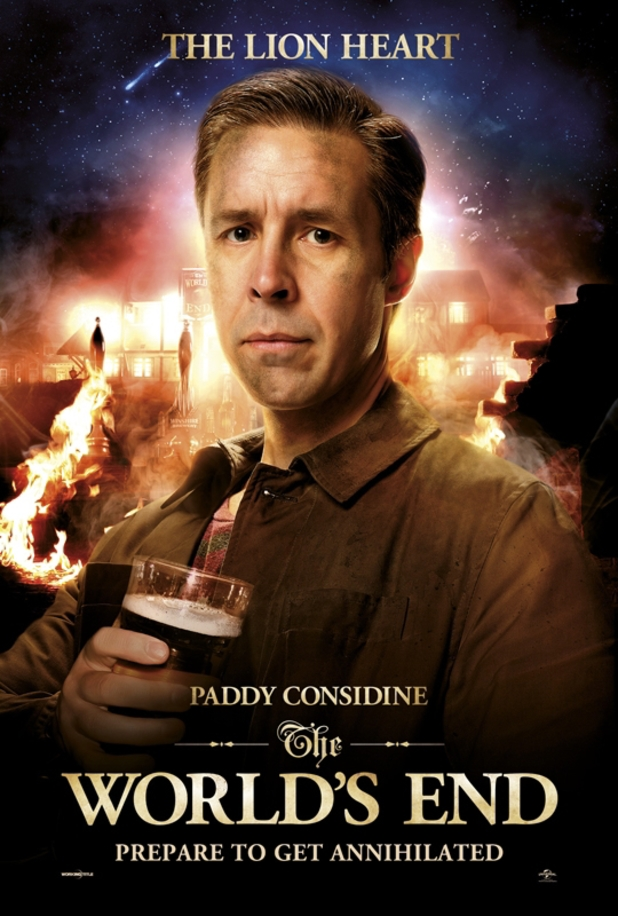 Paddy considineTHIS IS THE END
