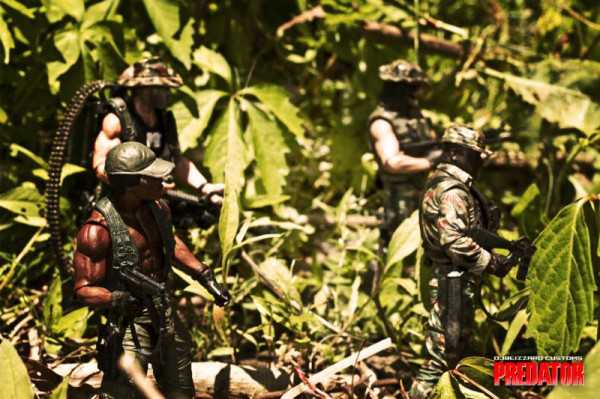 Predator Action Figures