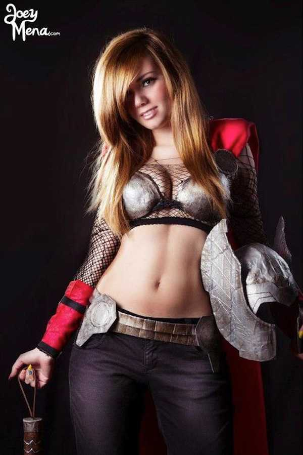 Lovely Lady Thor