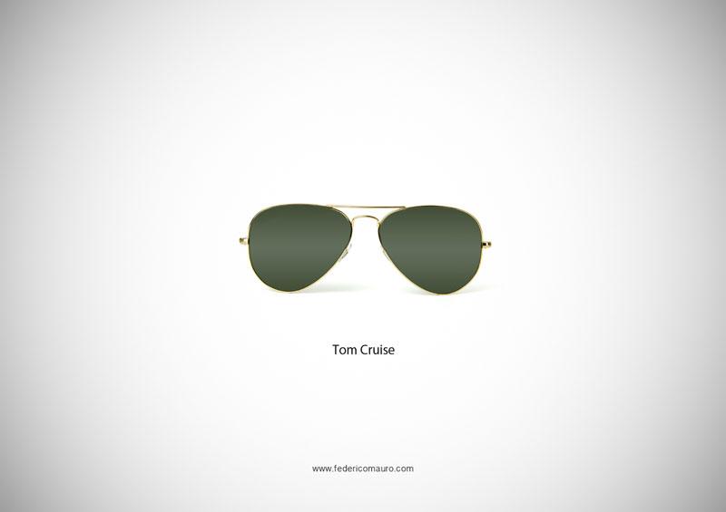 Tom Cruise glasses