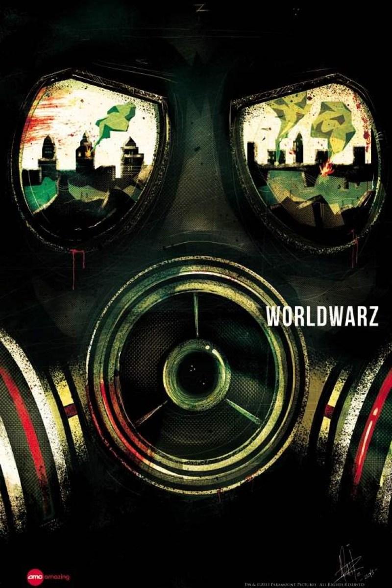 Poster for WORLD WAR Z