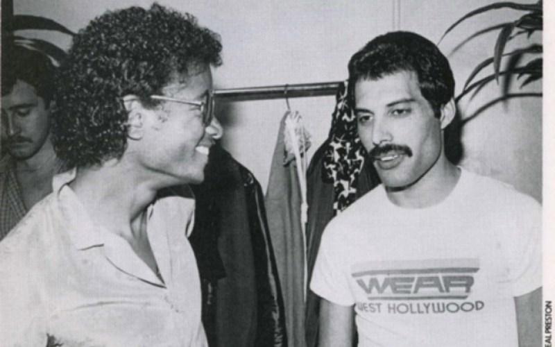 Freddie Mercury And Michael Jackson Duets