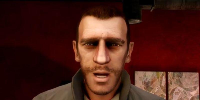 Niko's Dramatic Reaction to GTA 5