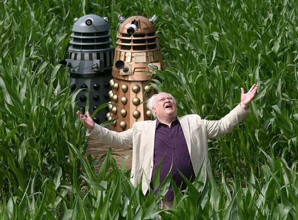Worlds Biggest Dalek
