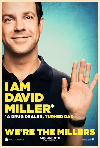 We're the Millers Character Posters