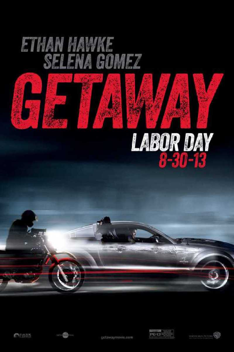 Comic-Con: Getaway Movie Poster
