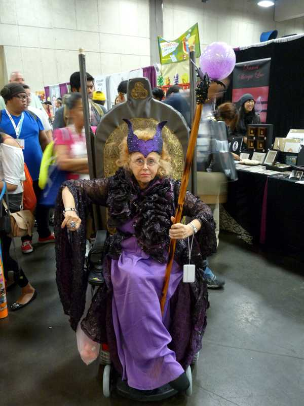 Most Random Cosplays From SDCC 2013