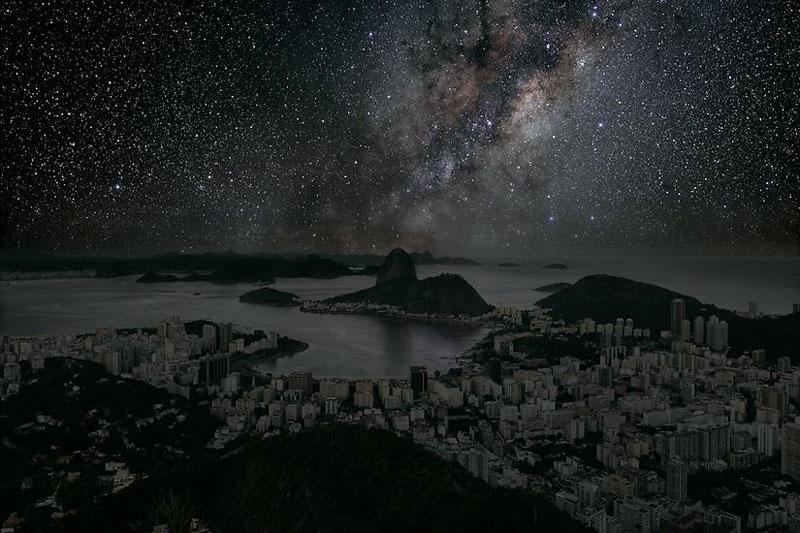 Rio de Janeiro After Dark