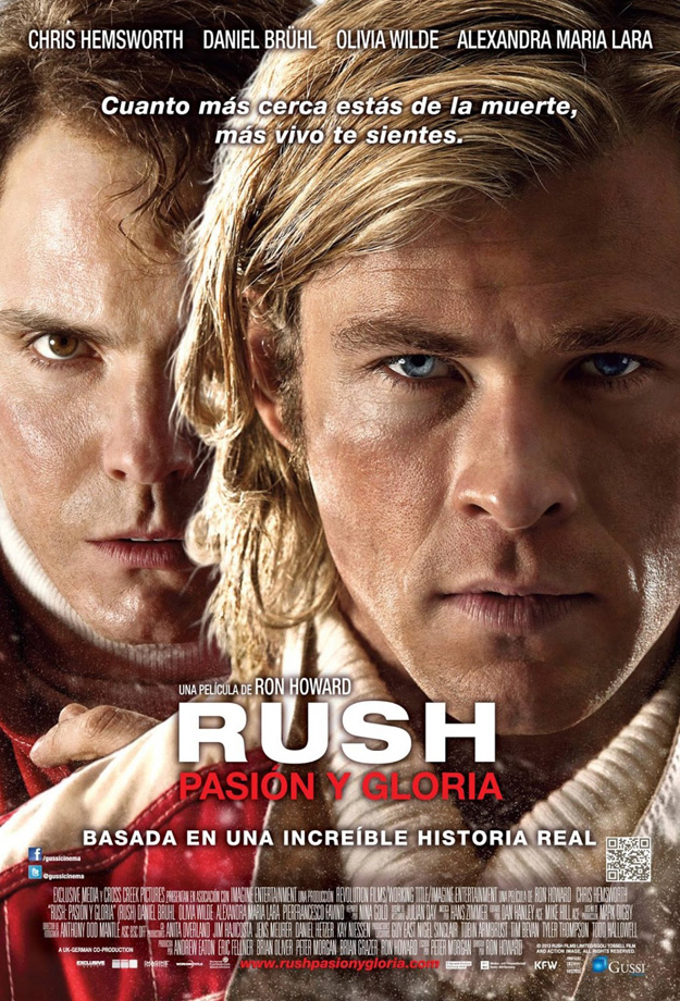 Posters for RUSH