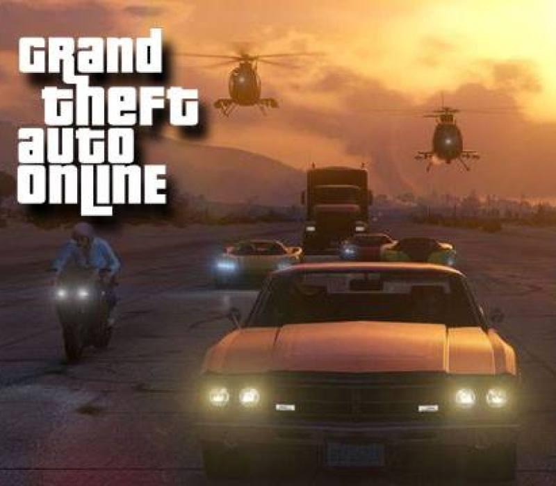 GTA 5 online gameplay