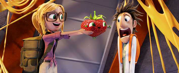 View 2013: Cloudy with a Chance of Meatballs 2