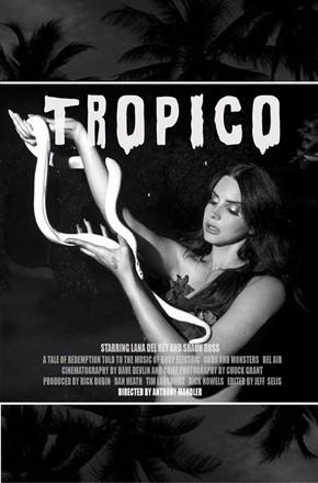 Lana Del Rey S Tropico Trailer