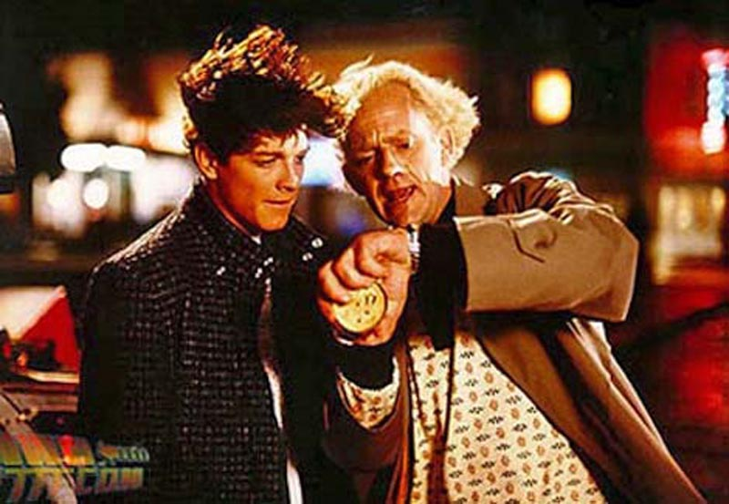 Eric Stoltz - Back To The Future