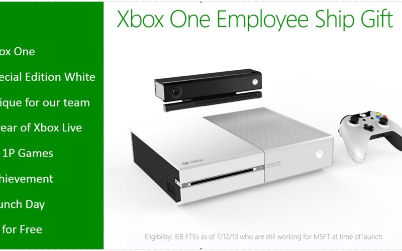 Limited Edition white Xbox One consoles