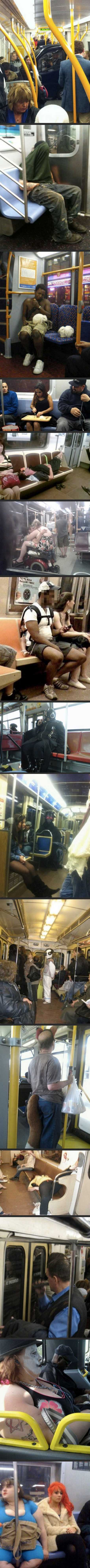 Only On Public Transport