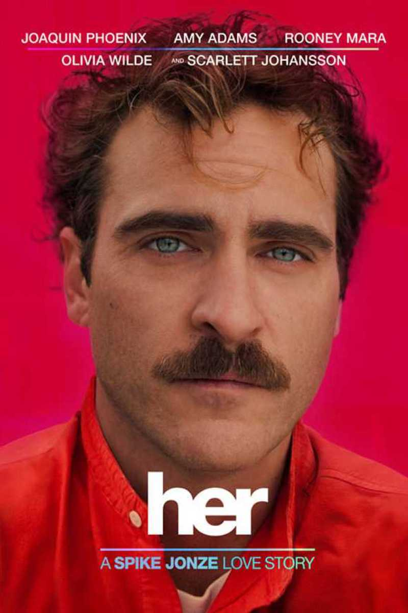 Trailer and Poster for Her