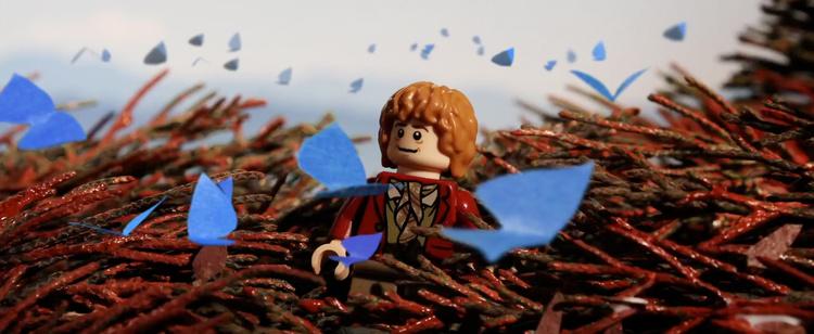The Hobbit: The Desolation of Smaug LEGO Trailer