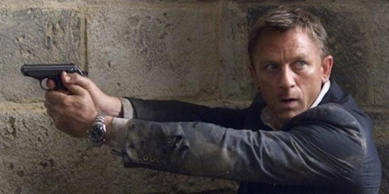 daniel craig Bond 24