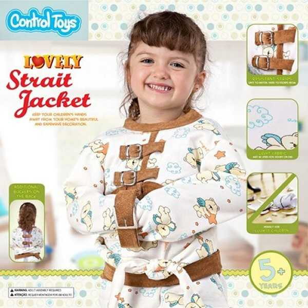 Straitjacket and Other Control Toys