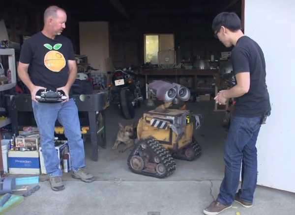 Life-Size, Working Wall-E Replica