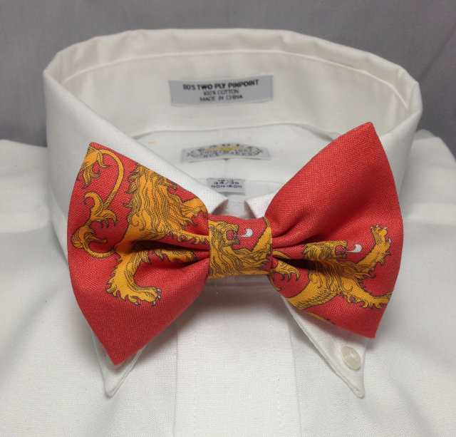 Game Of Thrones House Bow Ties