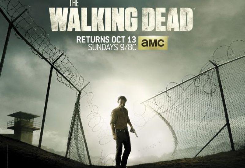 The Walking Dead Season 4 Art