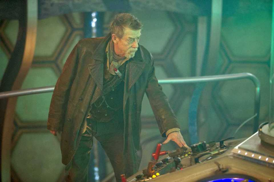 The Day of the Doctor promo pics
