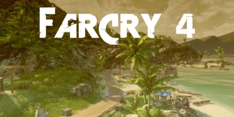 Far Cry 4 is in Development