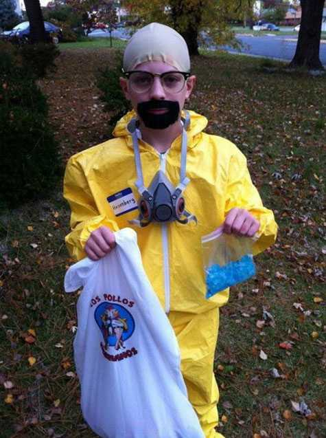 Kids Dressed Up As Celebs For Halloween