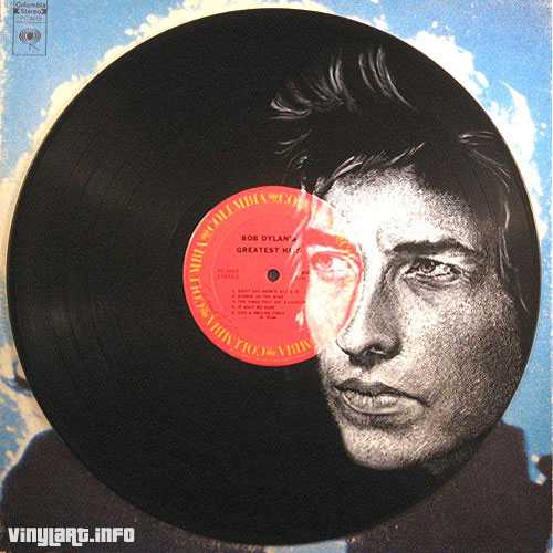 Musicians Painted Directly onto Vinyl Records