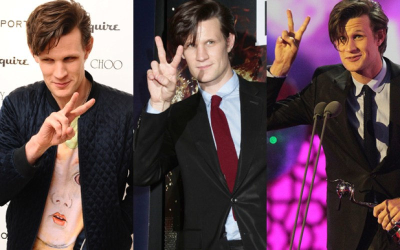 Why Matt Smith Is Cool