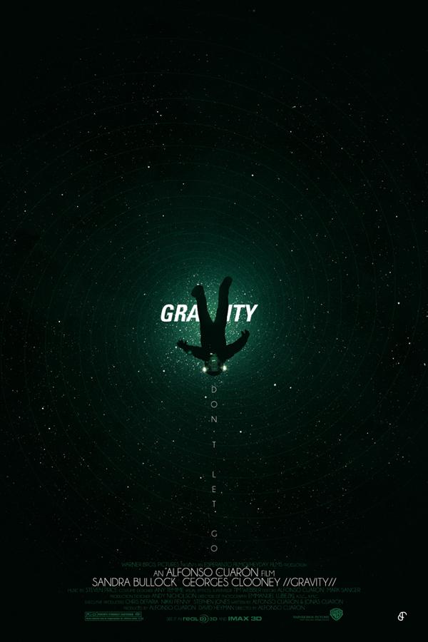 Gravity fan made art