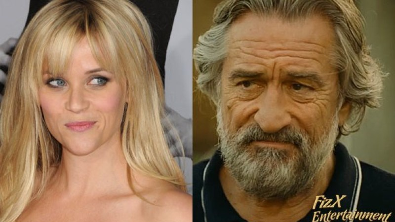 Robert De Niro and Reese Witherspoon Joins The Intern