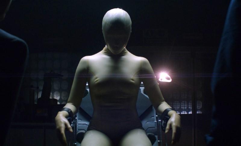 Sci-Fi Thriller The Machine