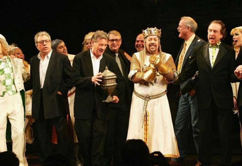 Monty Python Planning Reunion Show