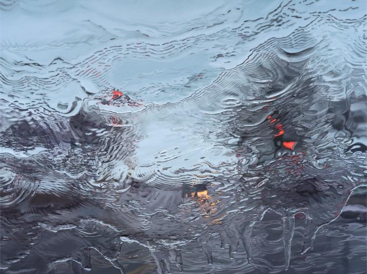 Insane Rainy Landscape Paintings