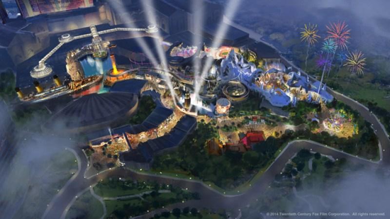 Twentieth Century Fox Unveils Malaysia Theme Park