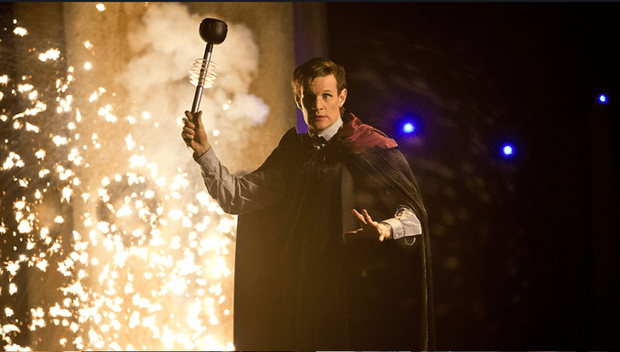 Photos from Doctor Who Christmas Special