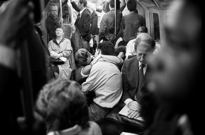 London Underground vintage