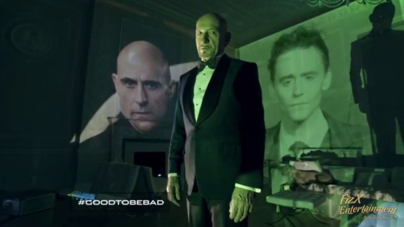 British Villains Super Bowl Ad