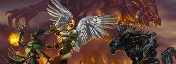 Magic: The Gathering Headed to the Big Screen