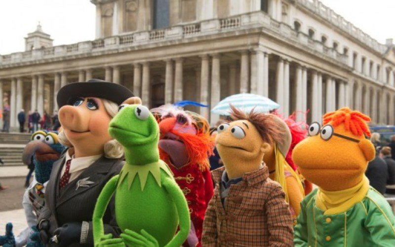 Muppets Most Wanted New Year's Promo Trailer